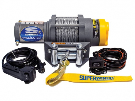 Лебёдка Superwinch Terra 25