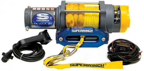 Лебёдка Superwinch Terra 45 SR