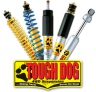 Амортизатор Toughdog RALPH 0-50мм перед TOYOTA LANDCRUISER 80/105 TOUGH DOG (2 шт), комплект